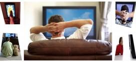 عوارض تماشا طولانی مدت تلویزیون