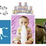 جایگزین شیر خشک