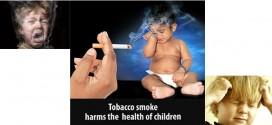 خطر پوسیدگی دندان کودکان در معرض دود سیگار