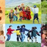 کودکان روستایی - کودکان شهری