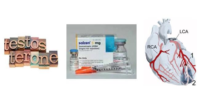 ارتباط تستوسترون درمانی با افزایش خطر سکته قلبی در مردان