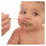 تغذيه در نوزادي