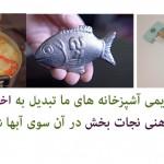 ماهی شانس اختراع نجات بخش بشر!!!