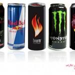 خطر ات مصرف نوشیدنی های انرژی زا