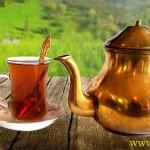 چاي تازه دمِ كهنه جوش