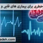 تنهایی عامل خطری برای بیماری های قلبی و سکته مغزی