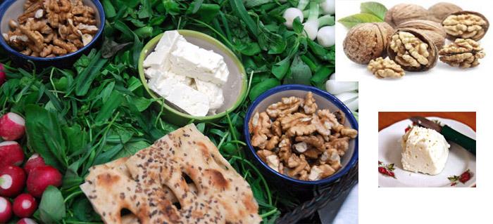 Photo of آیا می دانید که خوردن پنیر خصوصاً همراه گردو به غیر از صبحانه دواست و الا مرض است؟