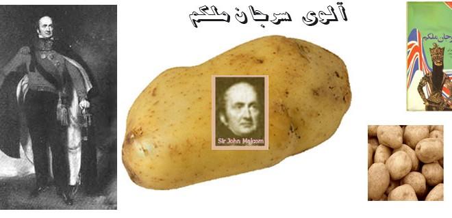 آیا می دانید که نام سیب زمینی که اولین بار وارد ایران شد چه بوده است؟