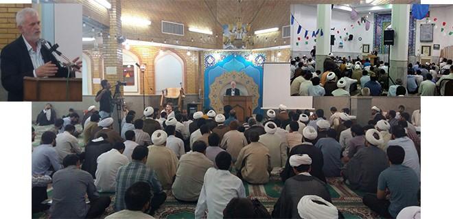 گزارش سفر استانی حکیم دکتر روازاده به شهر قم + تصاویر