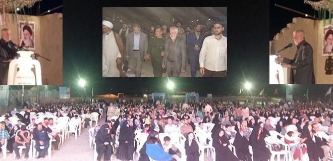گزارش سفر استانی حکیم دکتر روازاده به استان البرز + تصاویر