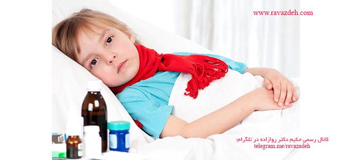 Photo of آیا می دانید که مصرف آنتی بیوتیک برای نوزادان و کودکان عوارض بیشتری دارد!