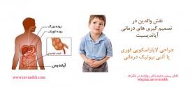 نقش والدین در تصمیم گیری های درمانی آپاندیسیت
