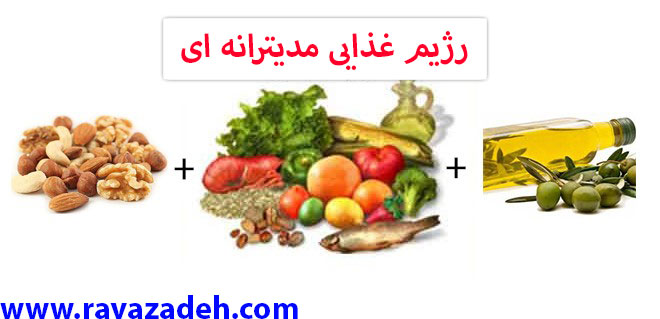 Photo of رژیم غذایی مدیترانه ای