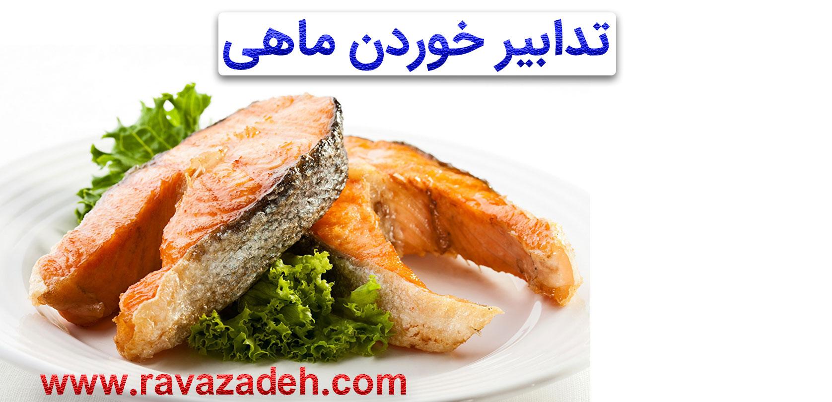 Photo of تدابیر خوردن ماهی