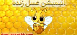 انیمیشن عسل زنده