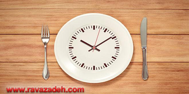 هرگز بعد از خوردن سحری با شکم پر نخوابید