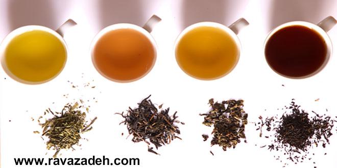 کلیپ تصویری از مضرات چای رایج امروزی