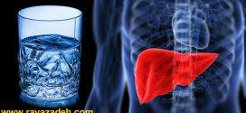 نوشیدن آب یخ؛ عاملی برای کبد چرب