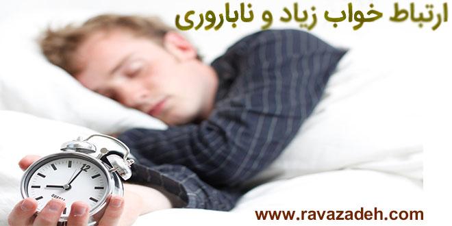 Photo of ارتباط خواب زیاد و ناباروری