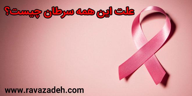 Photo of علت این همه سرطان و بیماریهای مزمن چیست؟