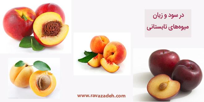 Photo of در سود و زیان میوههای تابستانی