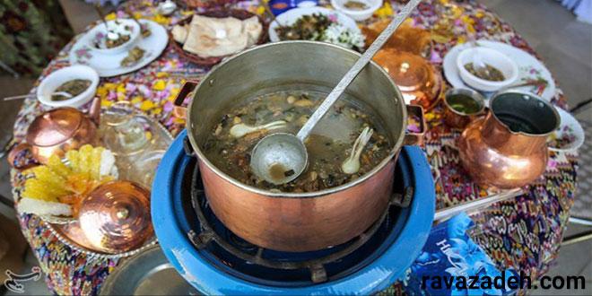 غذایی سنتی برای پیشگیری از یبوست و سرطان روده