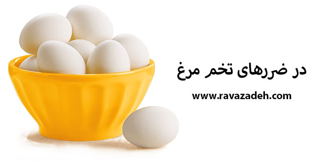 Photo of در ضررهای تخم مرغ
