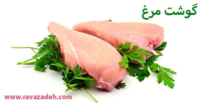 Photo of گوشت مرغ