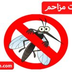 دفع حشرات مزاحم