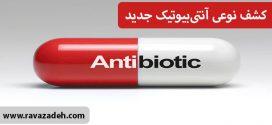 کشف نوعی آنتیبیوتیک جدید