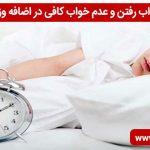ترجیح انجام فعالیتهای روزمره هنگام شب، دیر به رختخواب رفتن و عدم خواب کافی، سبب اضافه وزن شده و از عوامل مستعد کننده ابتلا به پیش دیابت است.