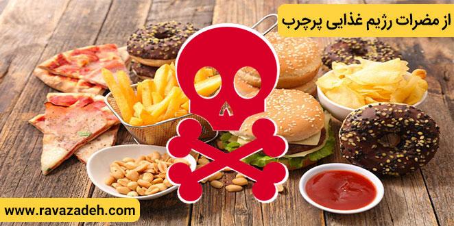 Photo of از مضرات رژیم غذایی پرچرب