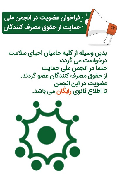 انجمن ملی حمایت از حقوق مصرف کنندگان