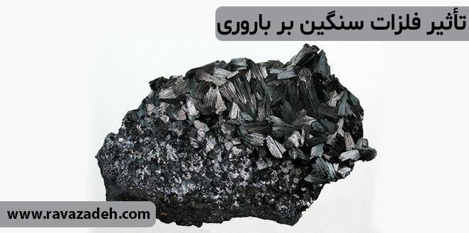 Photo of تأثیر فلزات سنگین بر باروری