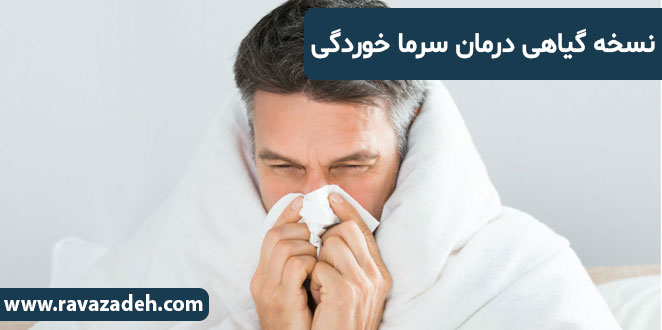 Photo of نسخه گیاهی درمان سرما خوردگی