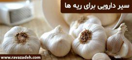 سیر؛ دارویی برای ریه ها