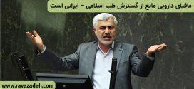 مافیای دارویی مانع از گسترش طب اسلامی – ایرانی است